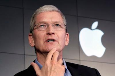 Apple tar en viktig strid