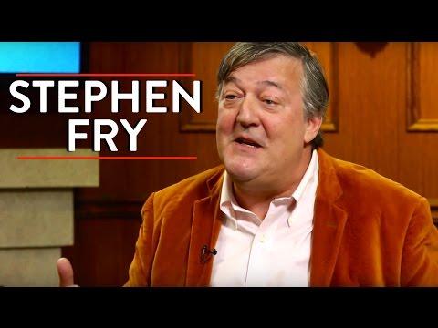 Stephen Fry har ordet