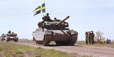 Nej, Sverige ska inte gå med i Nato