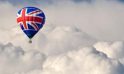"Britterna säger ""Goodbye Brussels!"""