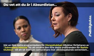 Ja, detta är Sverige
