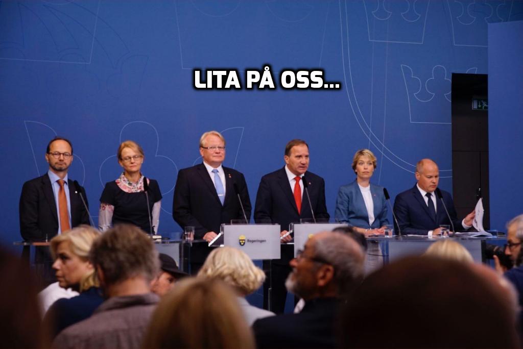 Huvudeuropas socialdemokrati pa dekis