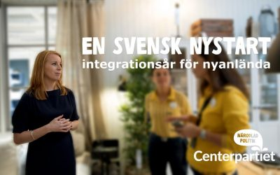 Centerns integrationsmirakel