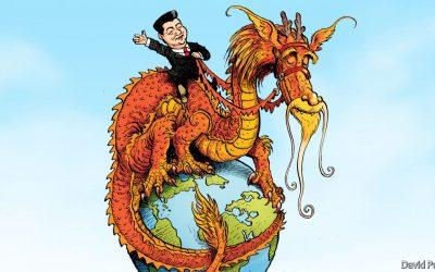 När Kina blev Xina