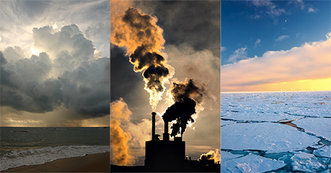 Klimatkris och miljöpartism