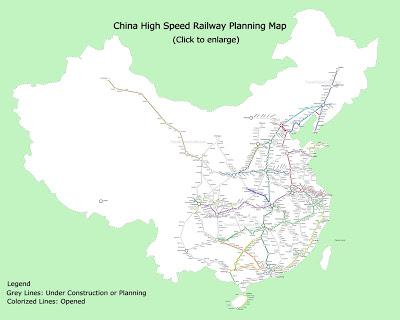 Heter svaret för svensk järnväg Kina?