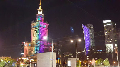 Polen på frammarsch