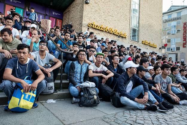 Privatisera flyktingmottagandet