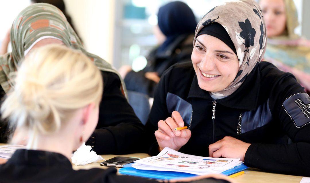 Om språktester och medborgarskap
