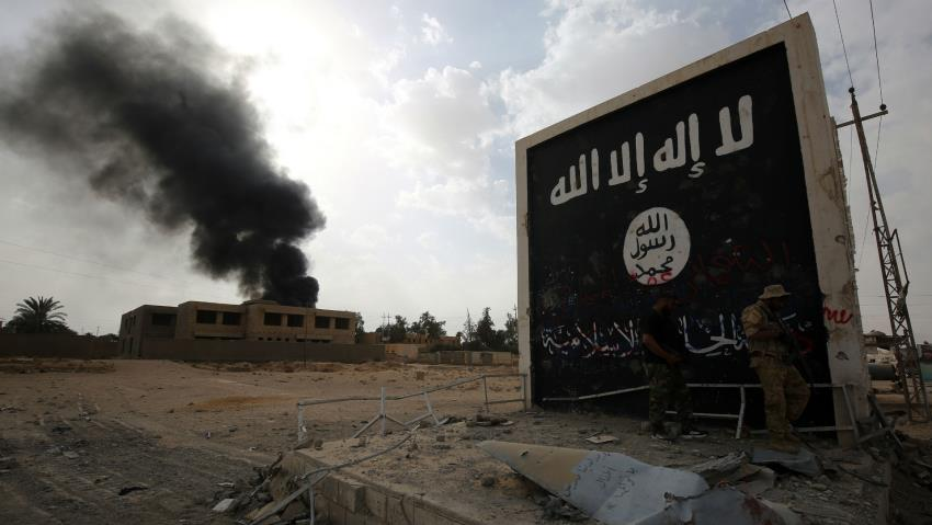 IS-aktivister och jihadiavkommor
