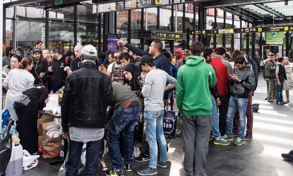 Asylpolitik och lågstadiematematik