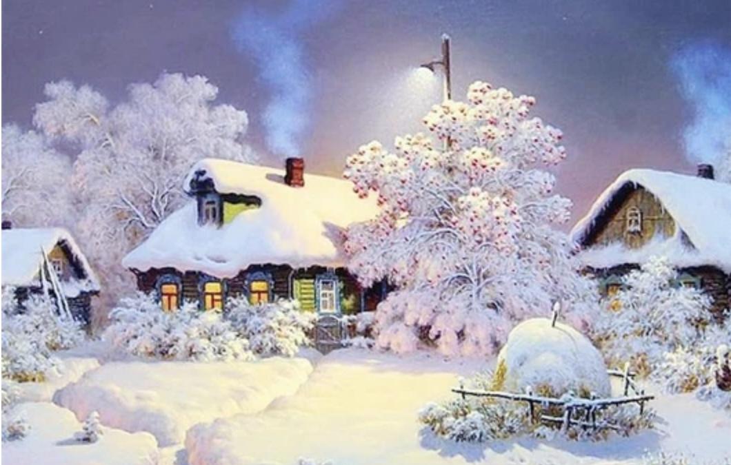 God Jul till alla läsare!