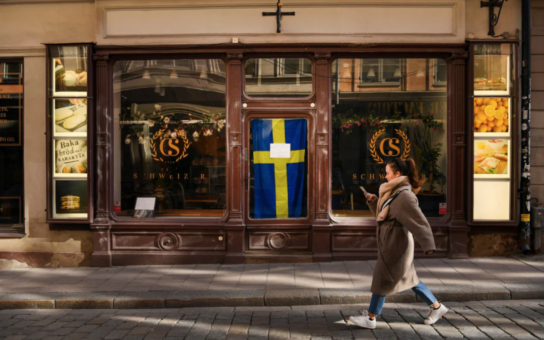 Sverigebilden som sprack